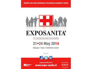 Expo Sanita 2014 - Cover