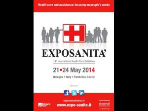 Expo Sanita 2014 - Cover