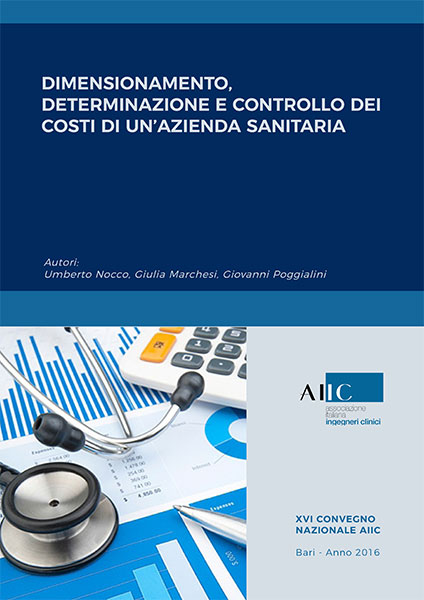 Dimensionamento, Determinazione e Controllo dei costi